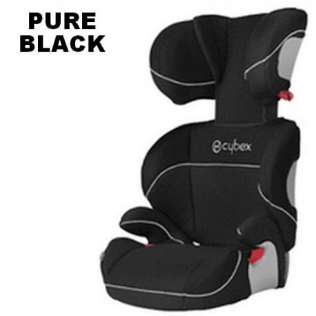 Scaun auto Cybex Solution 15-36 kg pure black