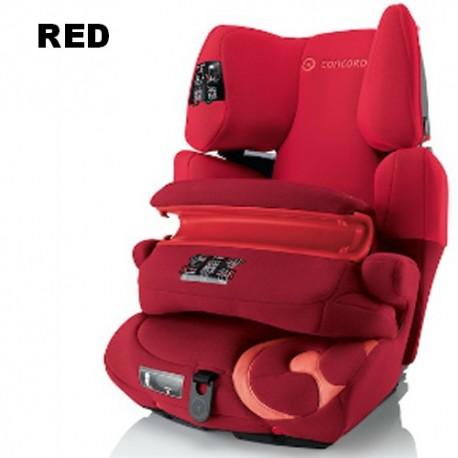 Scaun auto Concord Transformer Pro Isofix 9-36 kg red