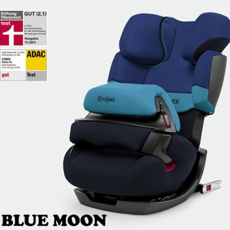 Scaun auto Cybex Pallas FIX (Isofix) 9-36 kg blue moon