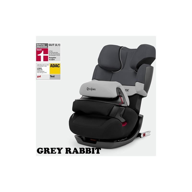 scaun auto cybex pallas fix silver isofix 9 36 kg. Black Bedroom Furniture Sets. Home Design Ideas
