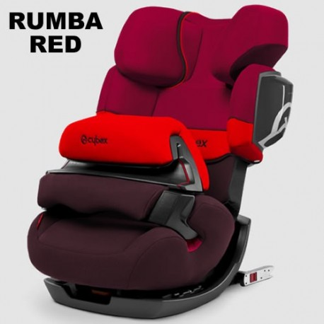 Scaun auto Cybex Pallas 2-FIX (Isofix) 9-36 kg rumba red