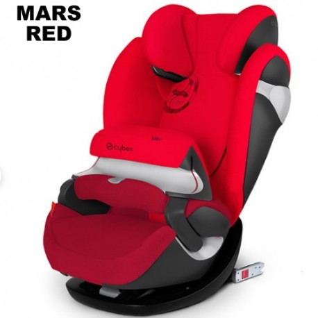 Scaun auto Cybex Pallas M-Fix Gold 9-36 kg mars red