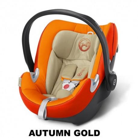 Cos auto Cybex Aton Q 0-13 kg AUTUMN GOLD