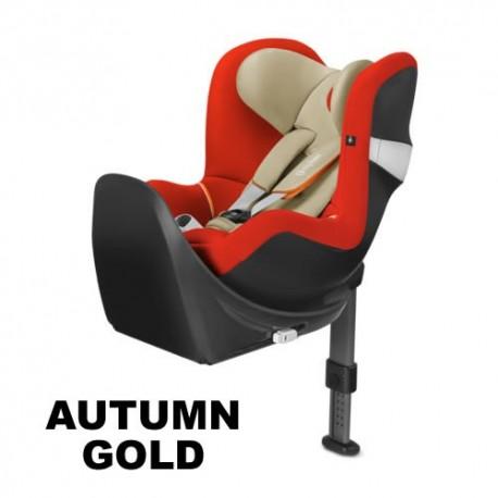 Scaun auto Cybex Sirona M2 i-Size Isofix 0-18 kg autumn gold
