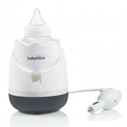 Incalzitor de biberoane si recipiente pentru casa si masina Tulip Cream Babymoov A002028