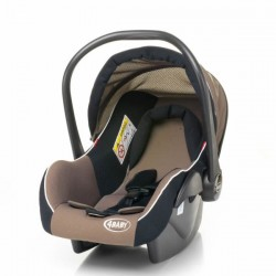 Cos auto 0-13 kg 4Baby Colby Deluxe cherry