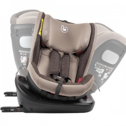 Scaun auto Pivot Be Cool by Jane 0-36 kg rotativ rear facing