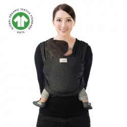 Sistem de purtare wrap elastic Babylonia Tricot-Slen Design