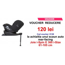Voucher reducere 150 lei Joie i-Spin