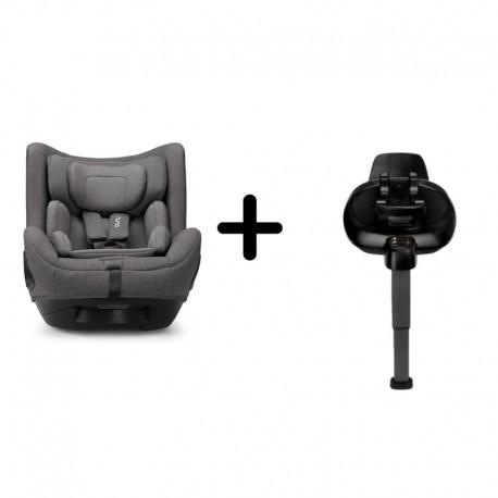 Set Scaun auto rotativ i-Size Nuna TODL next cu BASE next i-Size