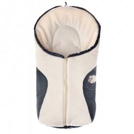 Sac de dormit auto polar Sensillo GRAPHITE