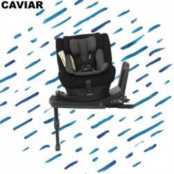 Nuna - Scaun auto rear facing 0-18 kg Norr Caviar
